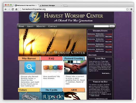 Harvest Worship Center