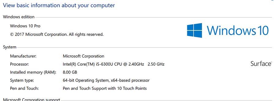 gigabit-ready-system-specs